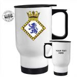 SCC UNIT CRESTED Travel MUG